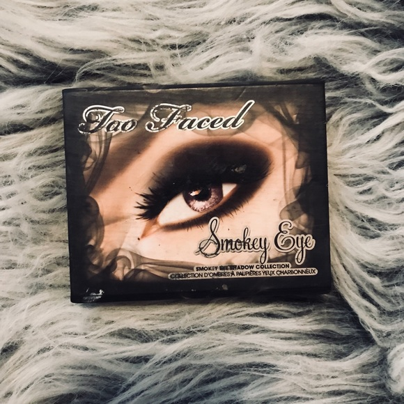 Too Faced Other - Too Faced Smoky EyeShadow Pallet